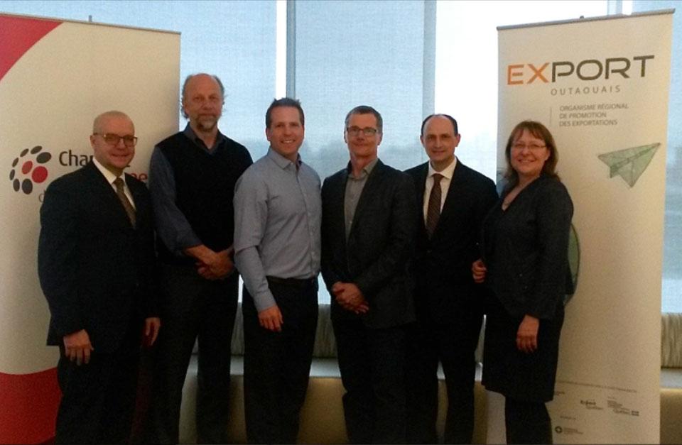 D voilement du comit consultatif d 39 export outaouais dans for Chambre de commerce outaouais