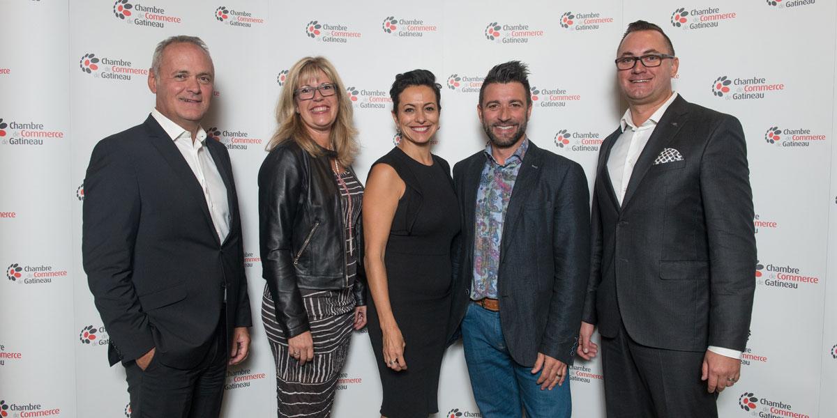 Les finalistes des prix excelor 2017 sont d voil s for Chambre de commerce gatineau